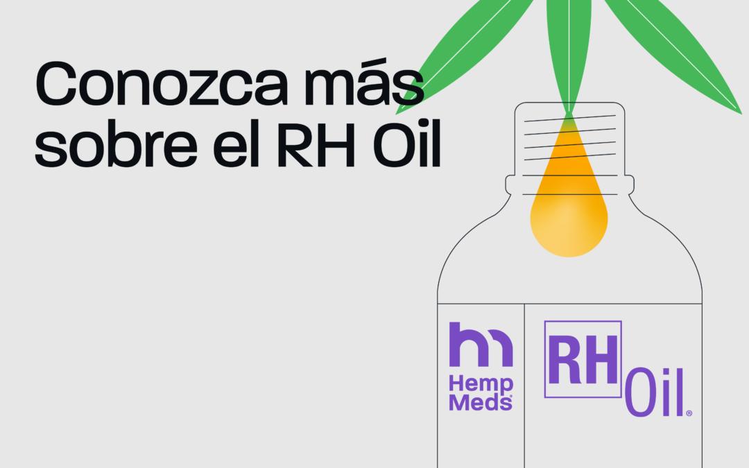 Conozca más sobre el RH Oil